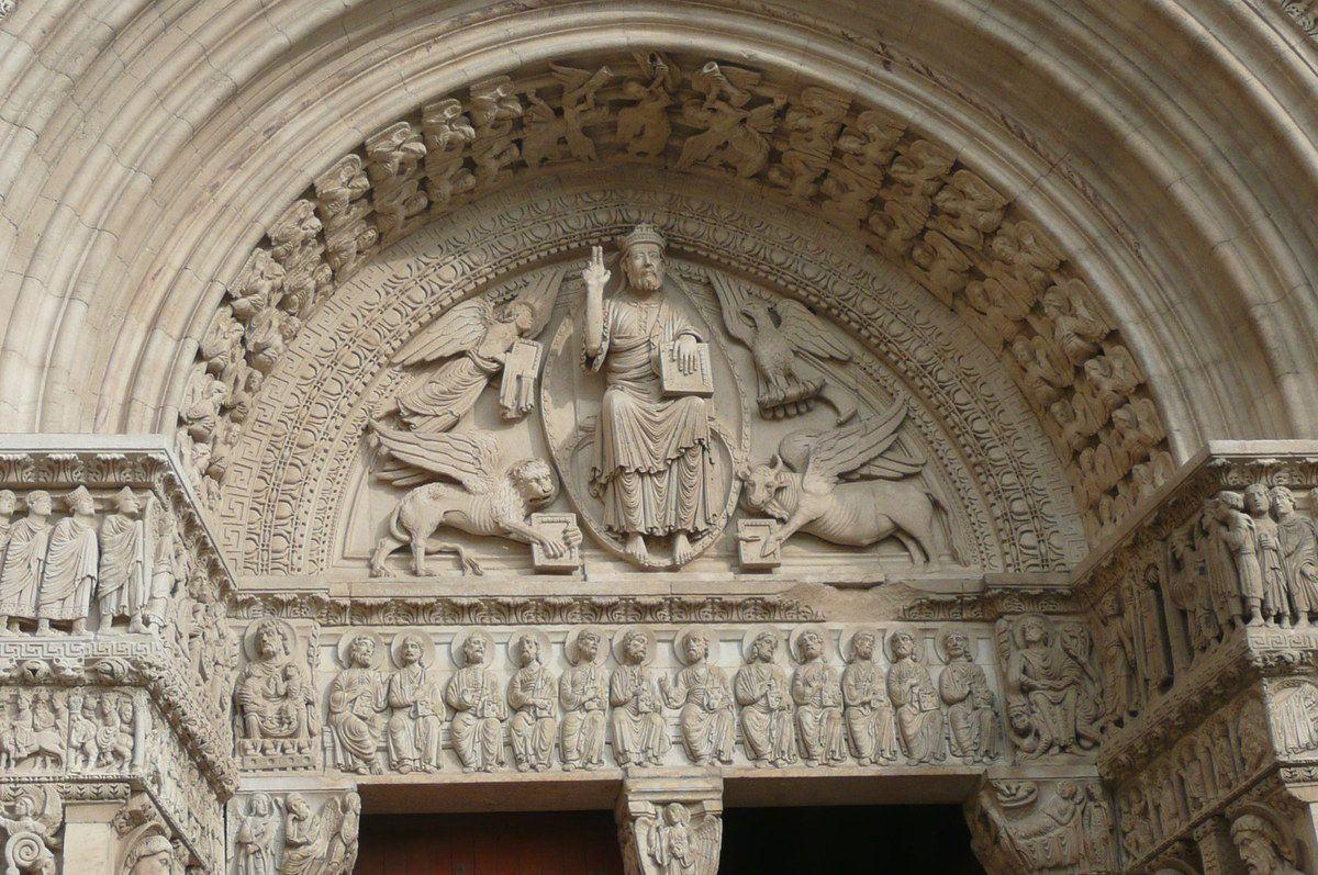 Un jour, une oeuvre (571) : L'église Saint-Tophime d'Arles