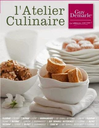 Catalogue Guy Demarle et Gourmandises