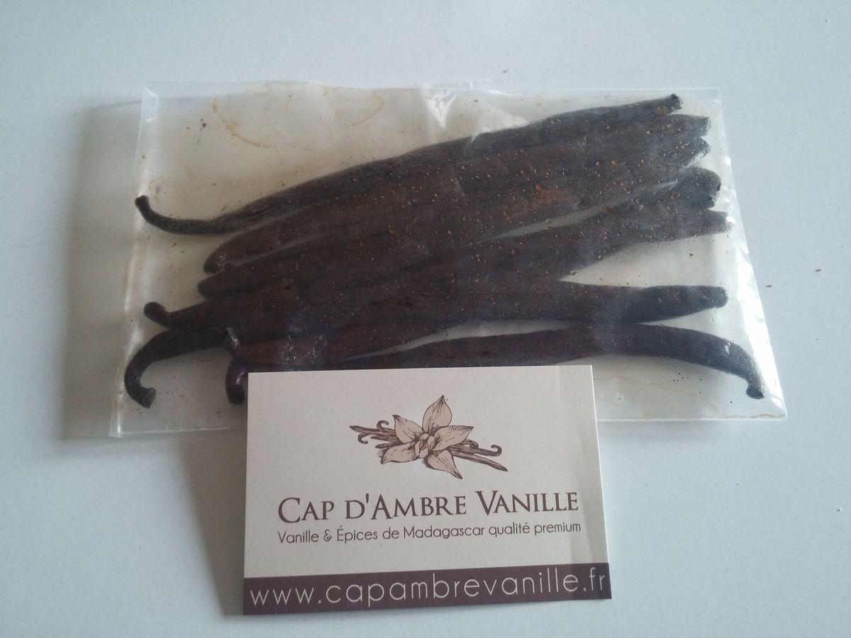 Mon partenaire CAP D'AMBRE VANILLE