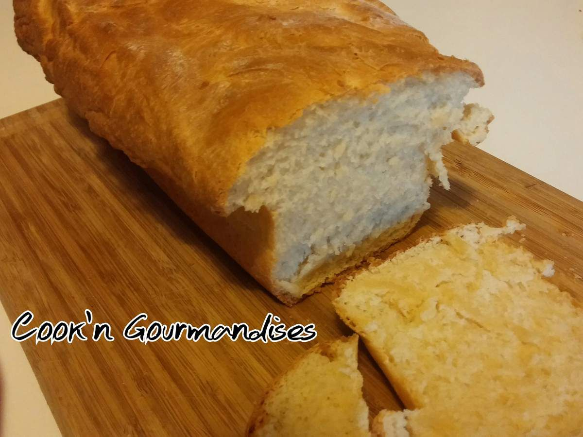 Pain de mie Home Made