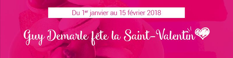 Offre 2018 - St Valentin
