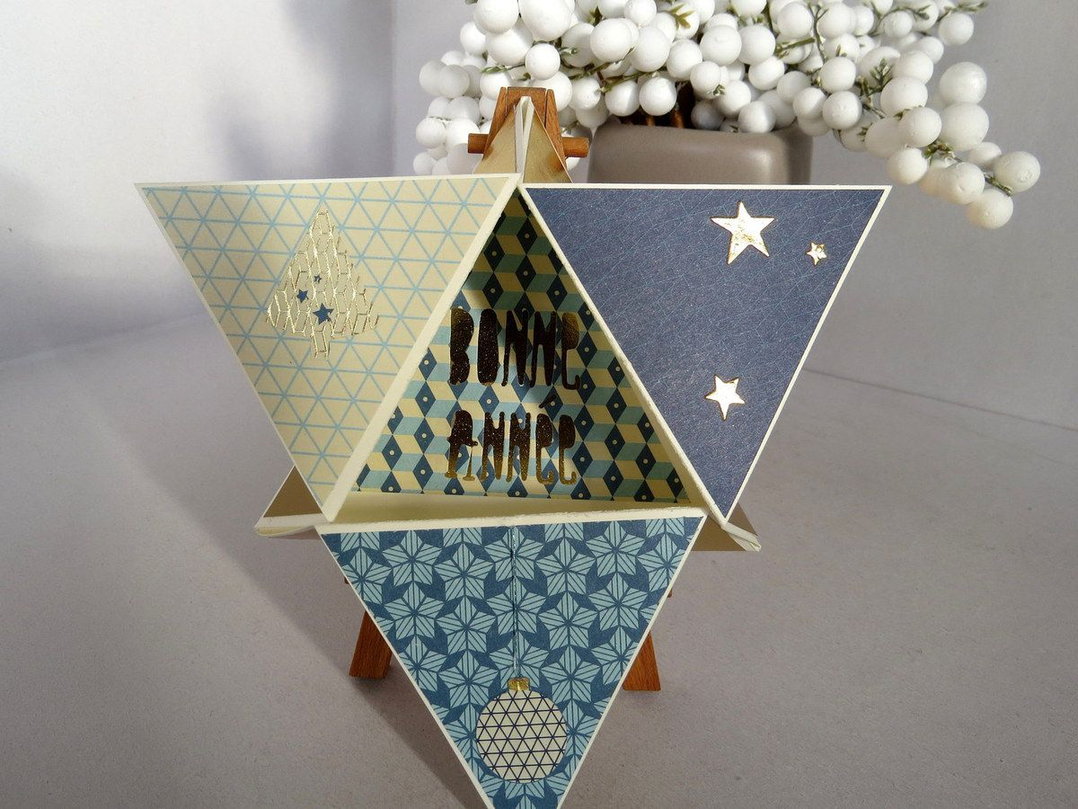Carte pivotante et carte étoile