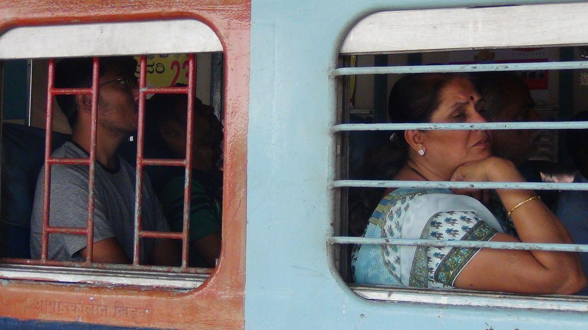 Train express de Mysore à Bengalore