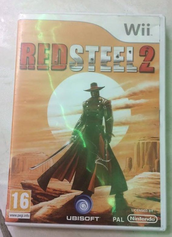 Red Steel 2, sur Nintendo Wii
