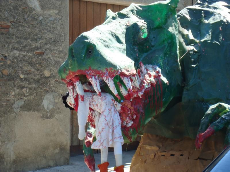 Rivesaltes  : Venez chasser le Babau ! (03/08/17)