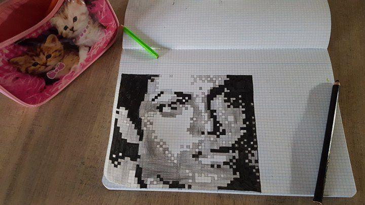 Le Pixel Art Une Autre Façon De Dessiner Copines