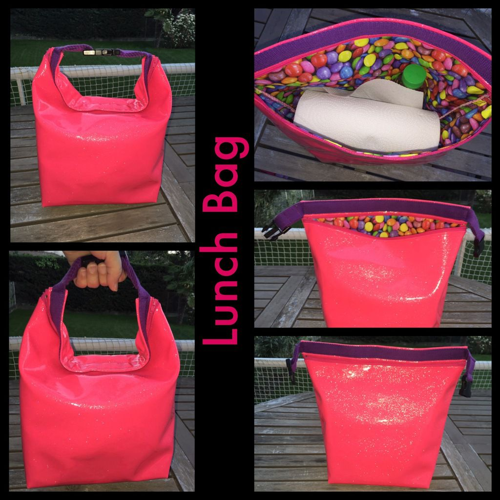 Tuto Lunch Bag by Viny Viny DIY, le blog de tutoriels et