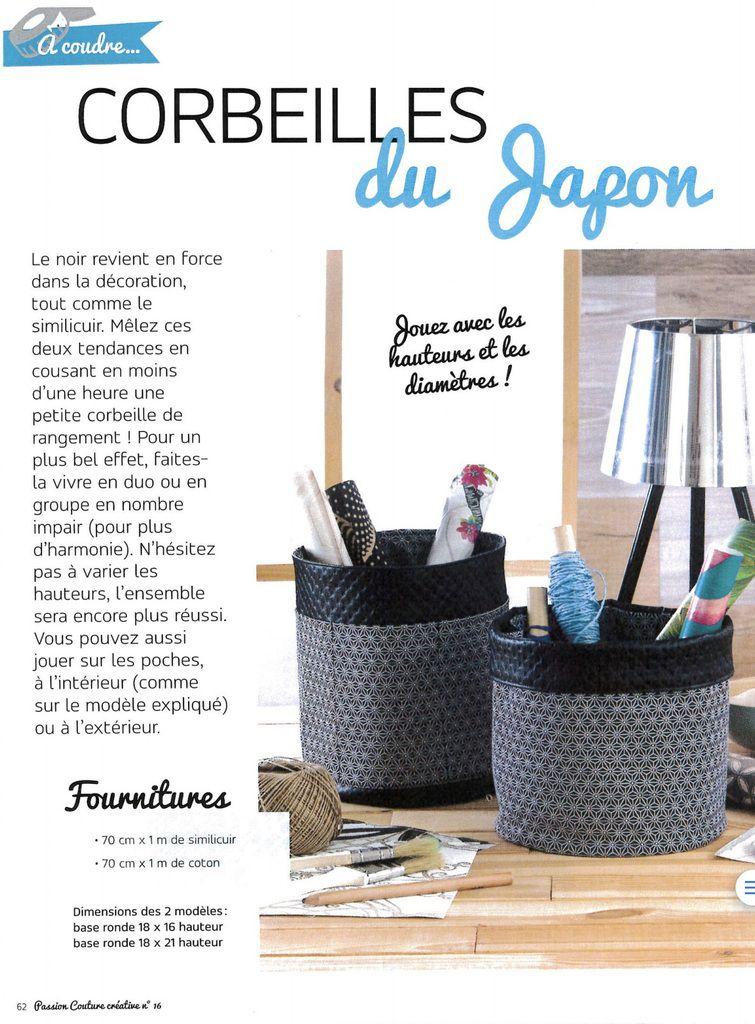 Panière ronde multi-poches - Viny DIY, le blog de tutoriels et ...