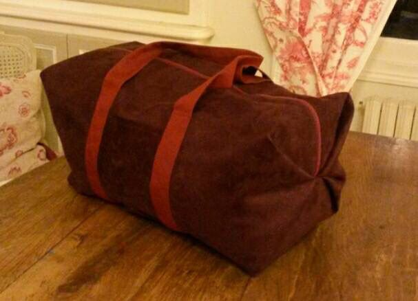 sac week-end  tutoriel  diy