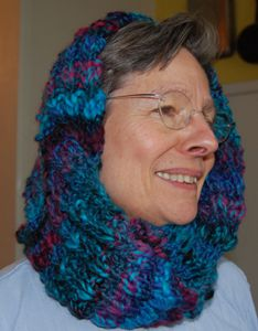 Tricot n°24 Snood et mitaines pour Catherine V