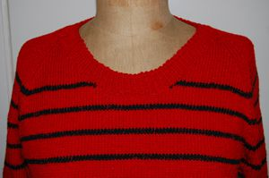 Tricot n°33 Pull Marcelle