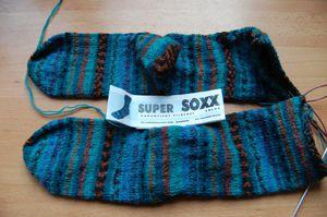 Super soxx 2,5 mm