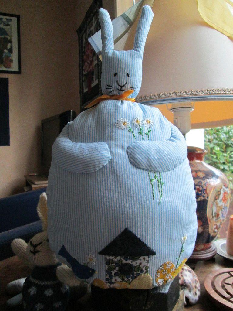 Lapins de Pâques ....