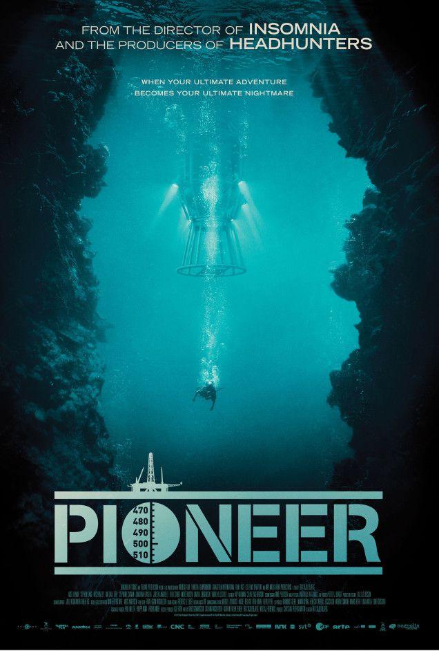 Pioneer - Le thriller norvégien dans les fonds marins - le 28 Janvier 2015 au Cinéma
