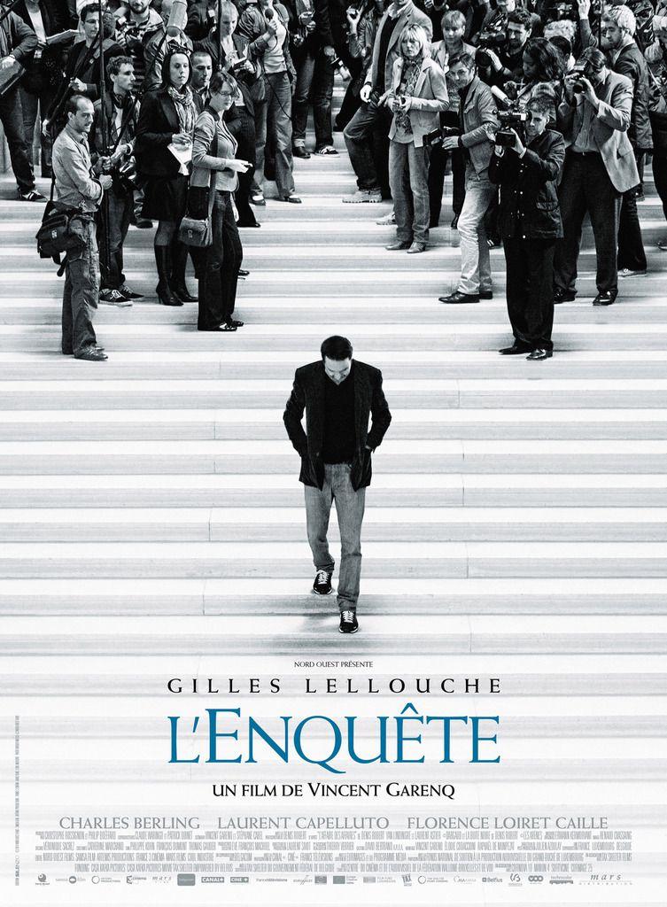 L'enquête - La film événement sur l'affaire Clearstream avec Gilles Lellouche, Charles Berling - Le 11 Février au Cinéma