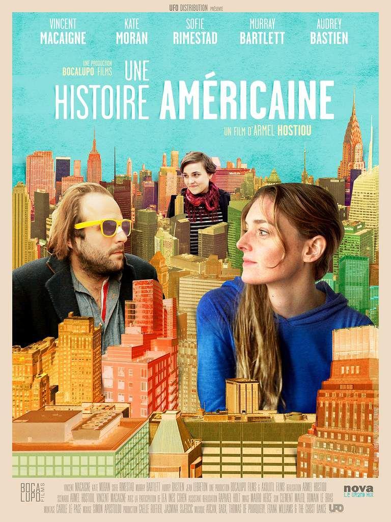 UNE HISTOIRE AMERICAINE - Par amour, Vincent a suivi Barbara à New York. Mais elle ne veut plus de lui…Au cinéma le 11 février