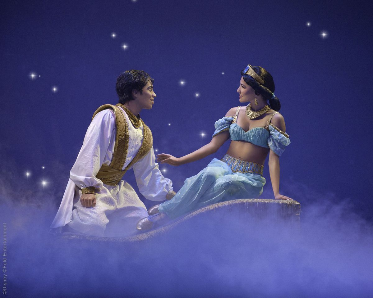 Disney Live - La Bande à Mickey sur la scène du Rex pour le Magical Music Hall - Le spectable à voir avec les enfants pendant les vacances de Février