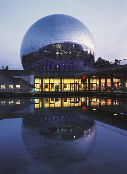 La Géode de Paris célébre son 30ème Anniversaire avec le Festival Grand Format du 7 Avril au 5 Juillet 2015 - 30 Films d'exception à (re)découvrir