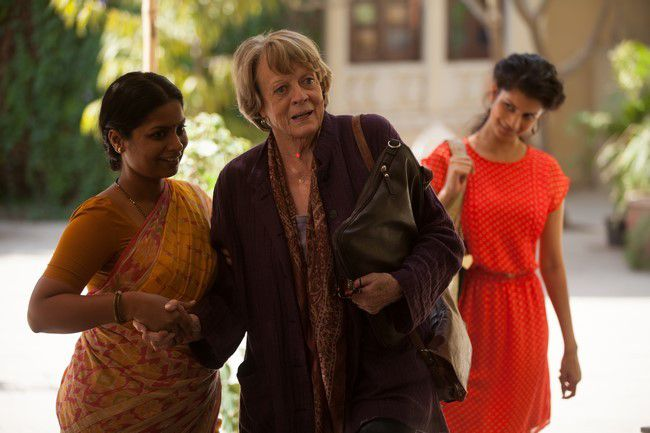 Indian Palace - Suite Royale avec Judie Dench, Maggie Smith, Bill Nighy, Dev Patel...et Richard Gere - Le 1er Avril au Cinéma