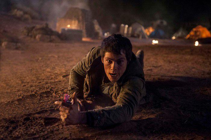 Le Labyrinthe 2 - La Terre Brûlée - Le 7 Octobre au Cinéma