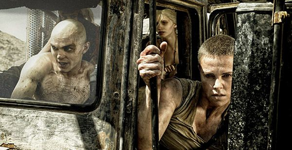 Charlize Theron dans Mad Max: Fury Road © Warner Bros Pictures