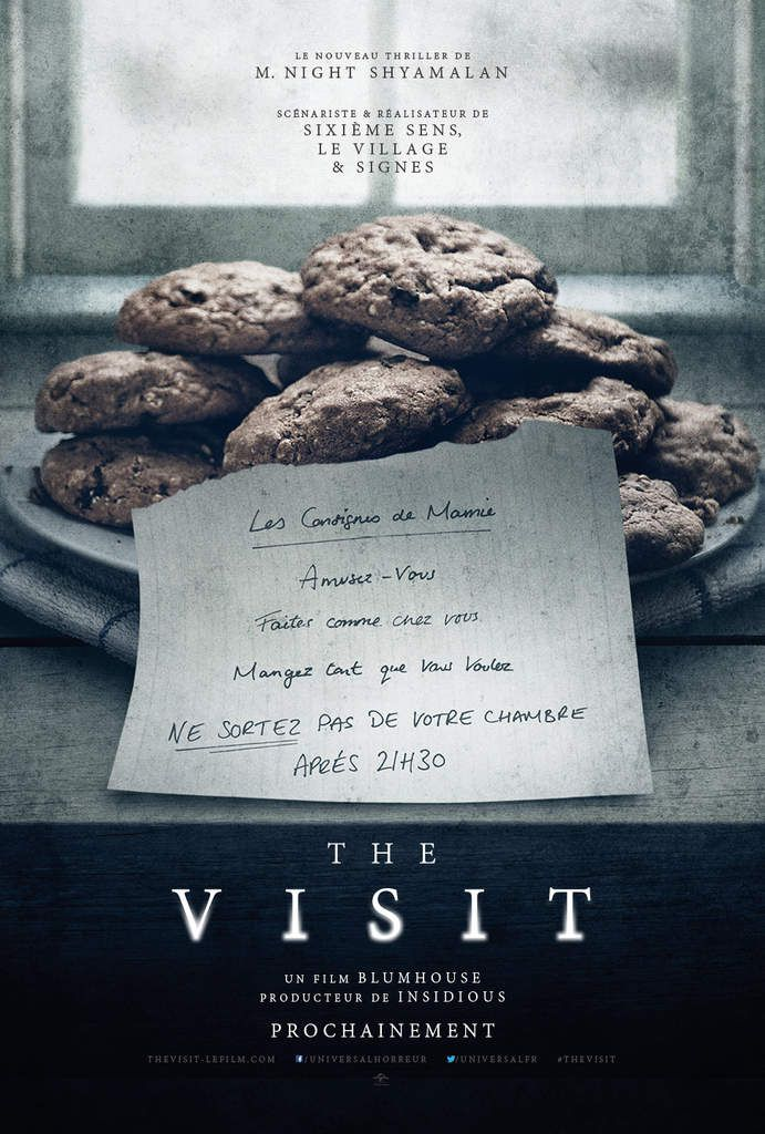 THE VISIT de M. Night Shyamalan - Sortie le 9 Septembre 2015