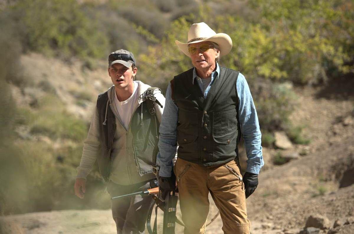 HORS DE PORTÉE avec Michael Douglas et Jeremy Irvine - le 15 Juillet au Cinéma
