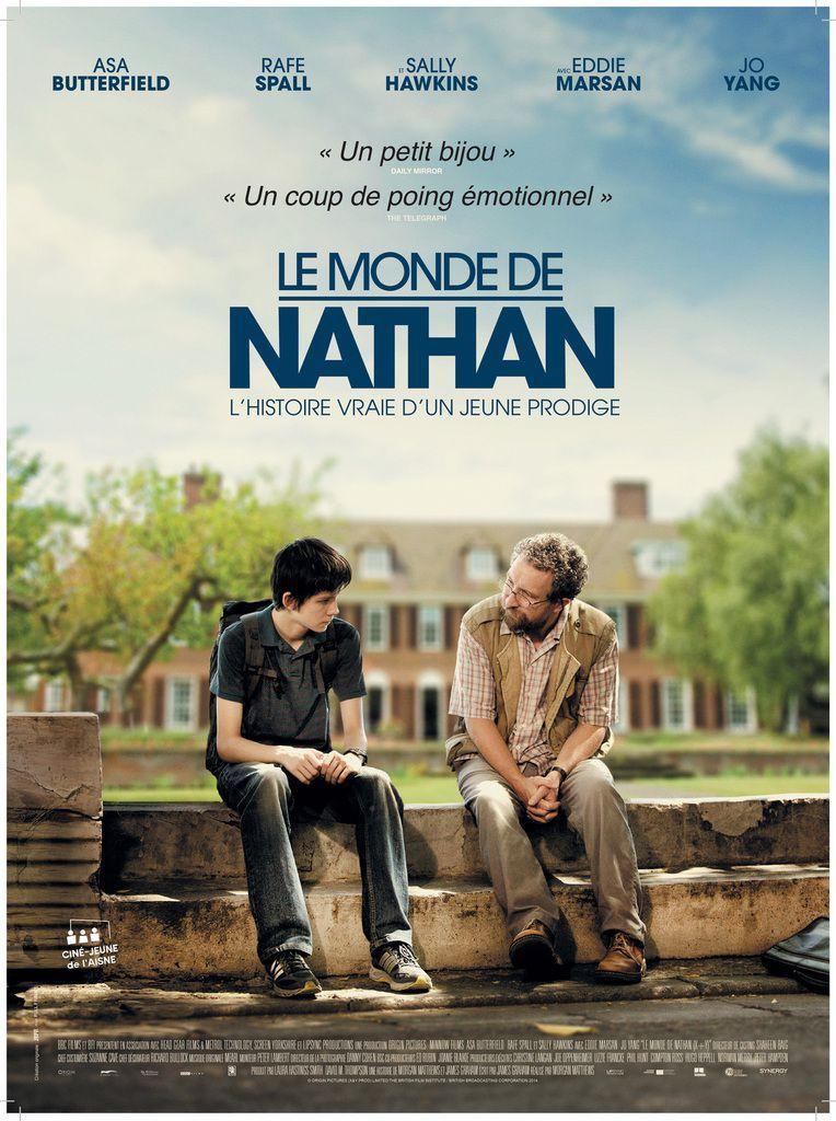 LE MONDE DE NATHAN de Morgan Matthews avec Asa Butterfield, Rafe Spall, Sally Hawkins - Le 10 Juin au Cinéma