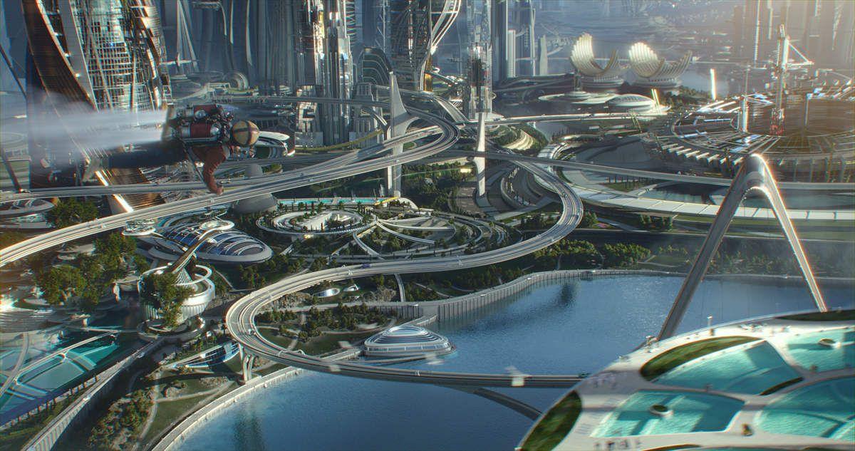 A La poursuite de demain (Tomorrowland)  - le 20 Mai au Cinéma