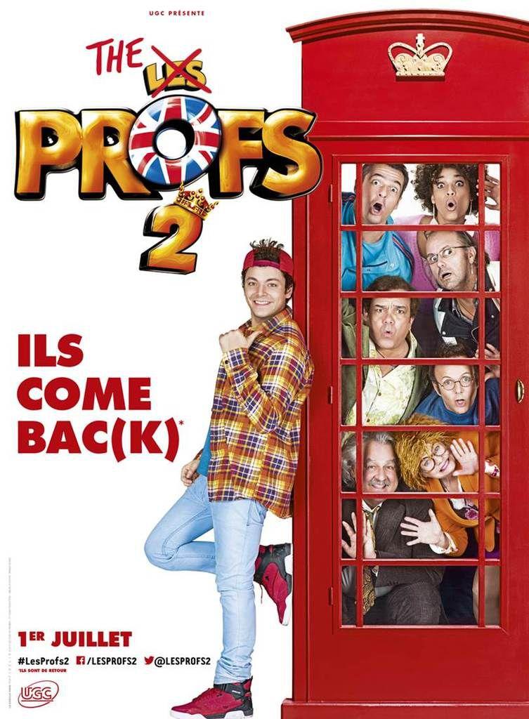 #LesProfs2 - La comédie de l'été le 1er Juillet au Cinéma