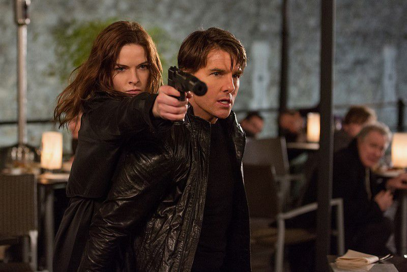 MISSION : IMPOSSIBLE – ROGUE NATION la Bande Annonce finale #MissionImpossible