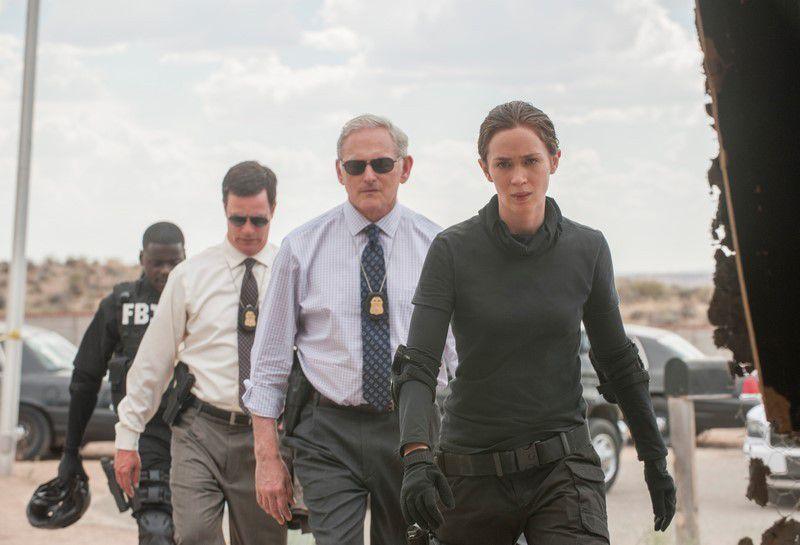 SICARIO - de Denis Villeneuve avec Emily Blunt, Benicio del Toro, Josh Brolin et Jon Bernthal - Le 7 Octobre au Cinéma #Sicario