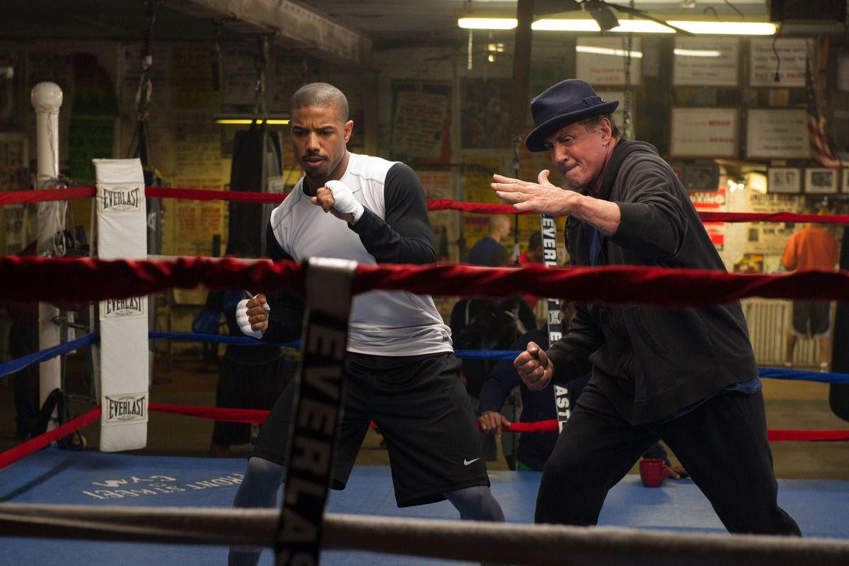 CREED avec Sylvester Stallone et Michael B. Jordan, réalisé par Ryan Coogler - Sortie prévue en 2016