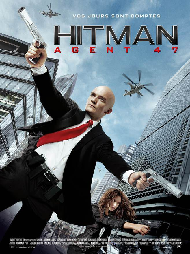 Hitman : Agent 47 - Le Red Band Trailer - Harder better faster stronger ! #HITMANAGENT47
