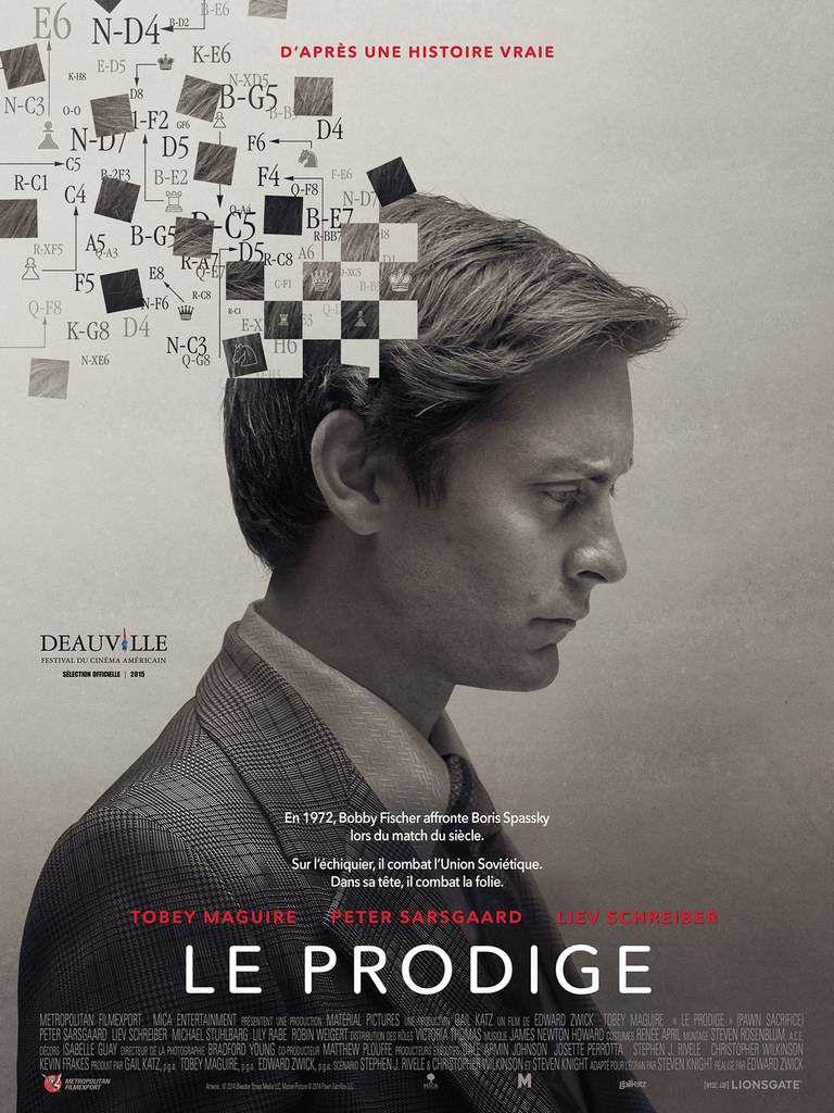 LE PRODIGE, avec Tobey Maguire - Le 16 septembre au cinéma