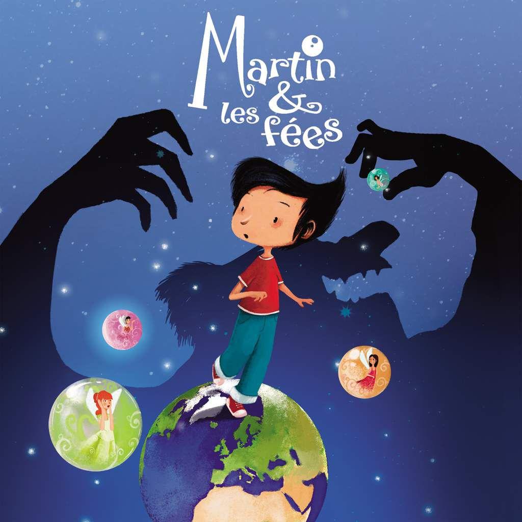 Martin et Les Fées - Un conte féérique en musique avec des invités d'exception