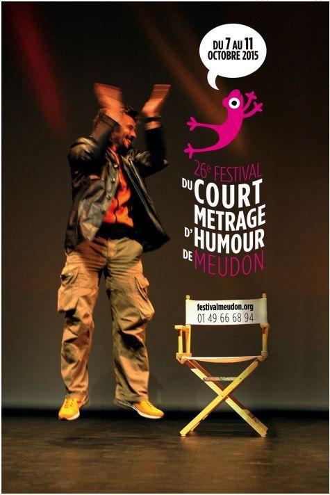 Le festival du court-métrage d'humour de Meudon du 7 au 11 octobre - 26ème édition