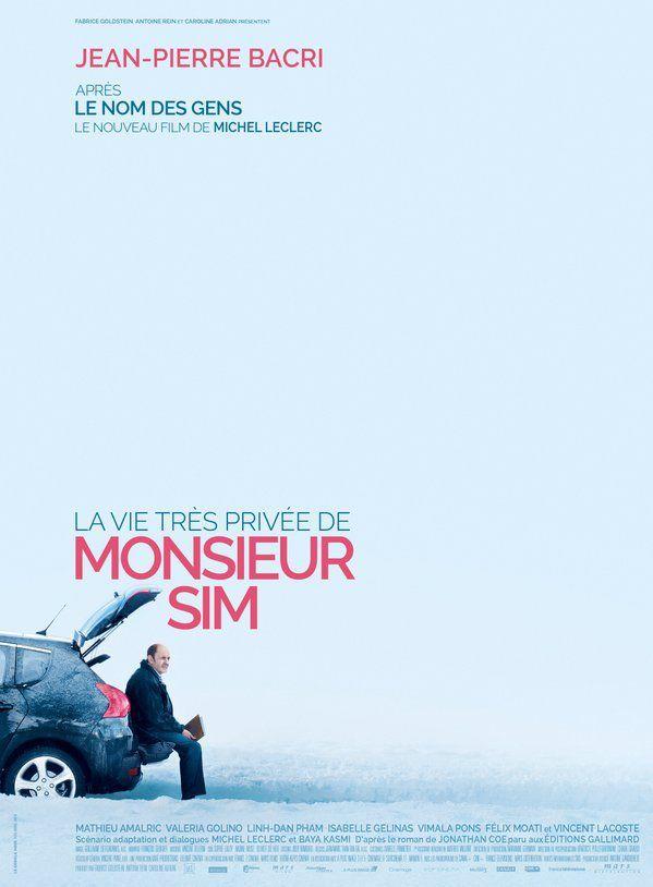 La vie très privée de Monsieur Sim avec Jean-Pierre Bacri - Au Cinéma le 16 Décembre 2015