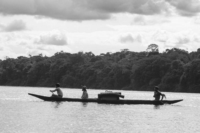 L'étreinte du serpent - Une rêve amazonien - au Cinéma le 23 Décembre 2015