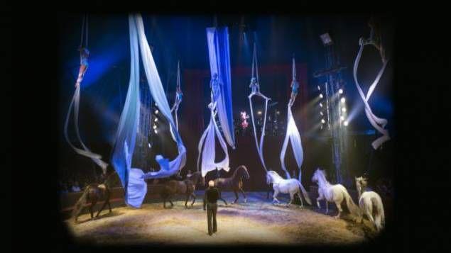 Cirque Alexis Gruss - Pégase &amp&#x3B; Icare - Un spectacle Enchanteur