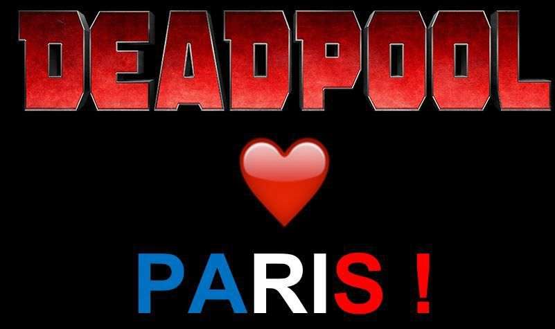 DEADPOOL - La surprise de Ryan Reynolds aux Parisiens