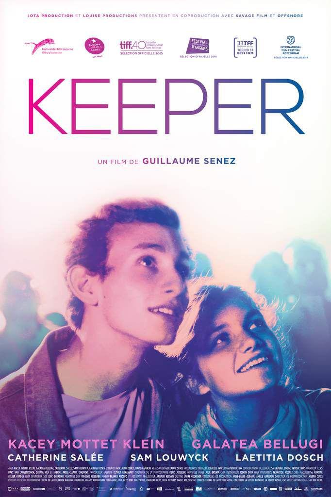 KEEPER - Maxime et Mélanie, 15 ans, sont amoureux...Au cinéma le 23 mars 2016