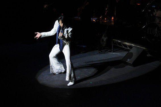 One Night of Elvis au Grand Rex le 5 Mars 2016