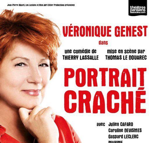 PORTRAIT CRACHÉ au Palais des Glaces avec une Véronique Genest époustouflante - Courez y...
