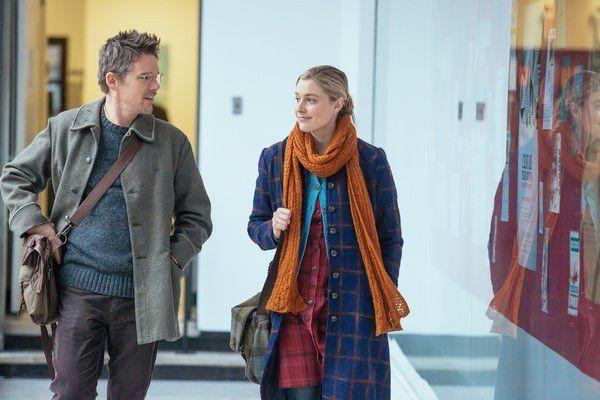 MAGGIE A UN PLAN de Rebecca Miller avec Greta Gerwig, Ethan Hawke et Julianne Moore - au Cinéma le 27 Avril
