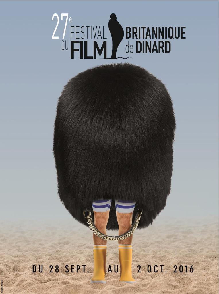 27ème Festival du Film Britannique de Dinard du 28 Septembre au 2 Octobre 2016 - Claude Lelouch président