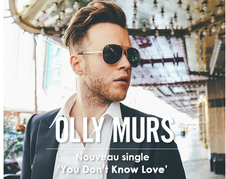 Holly Murs - Son nouveau tube 'You Don't Know Love'