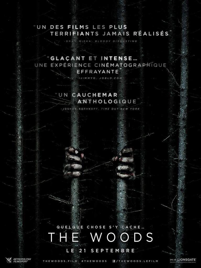 BLAIR WITCH - quelque chose de maléfique se cache dans la forêt... au Cinéma le 21 Septembre 2016