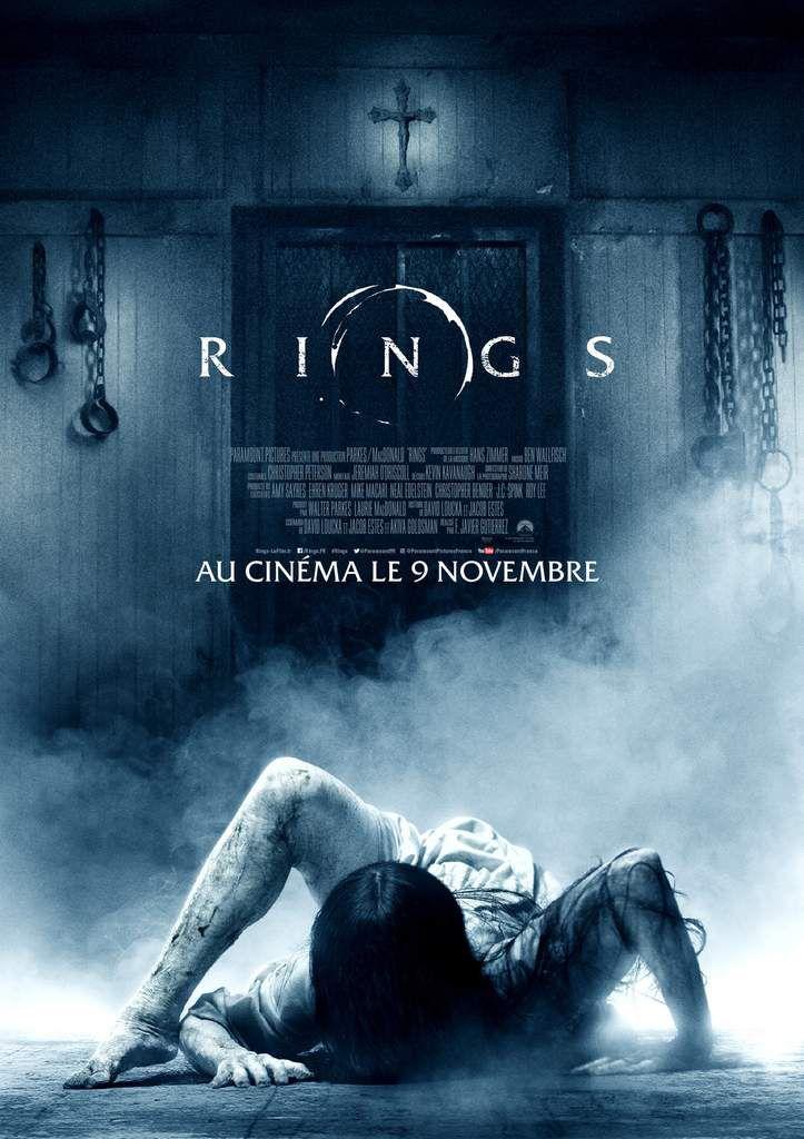 RINGS - Le Mal ne vous oublie jamais. le 30 Novembre au Cinéma