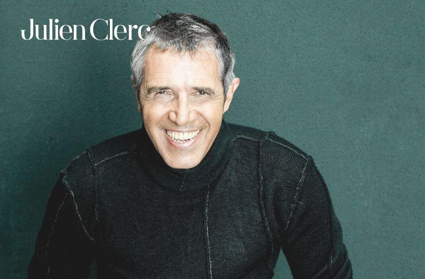 Julien Clerc - Le Best of &quot&#x3B;fans, je vous aime&quot&#x3B; - Votez pour vos chansons incontournables sur www.fansjevousaime.fr